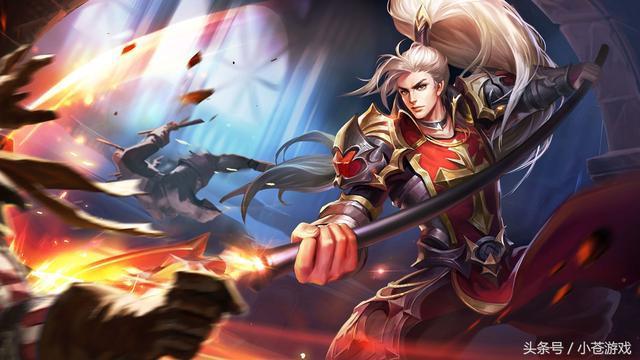 王者荣耀最帅10大英雄排行榜 最后一位颜值高于鹿晗