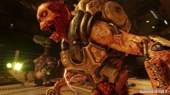 《毁灭战士4》战役长达13个小时 怪物大军袭来