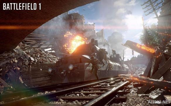 《战地1》瞄准线模式本周上线 狙击手增强更致命!
