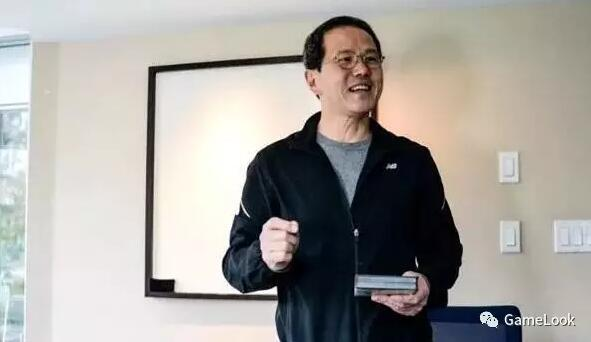 FIFA系列之父竟是中国人?1992年他就进EA了