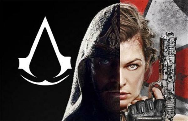 两大游戏改编电影同天上映 或将迎来新的银幕大热!