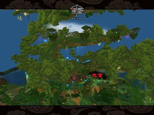 3D炼狱新风景《聊个斋》100m回合曝光玩法园林设计甲级资质是什么图片