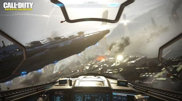 《使命召唤:无限战争》公开信息盘点
