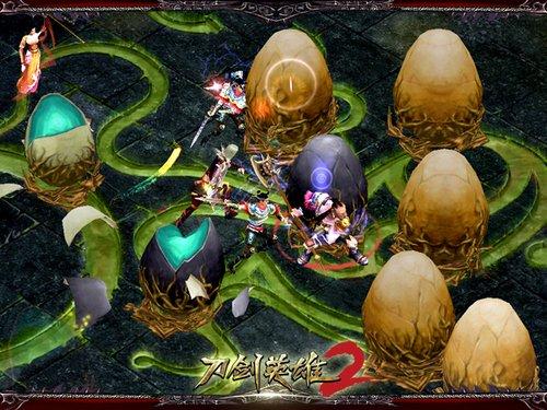 蛋定不能《刀剑英雄2》8倍经验解封