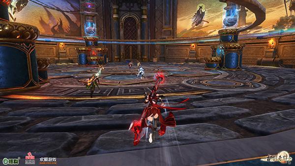 极致仙侠世界 古剑OL今日开启满级邀请体验