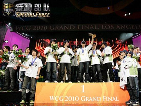 全球盛事《特种部队》WCG8日开战