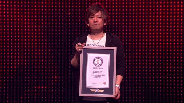 《最终幻想》获三项吉尼斯世界纪录 红莲的解放者公布新职业武侍