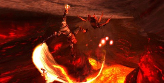 PSP《战神 斯巴达之魂》中文版下载