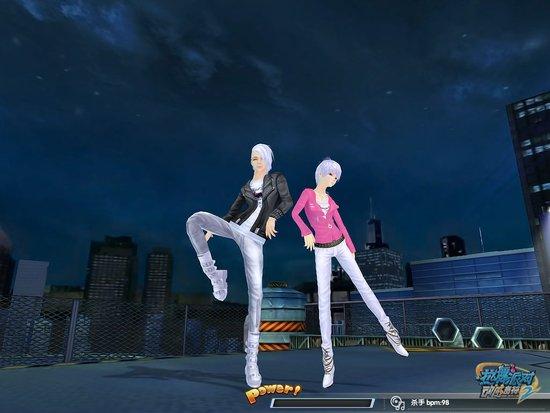 《热舞派对Ⅱ》2月时尚新版华丽巨献
