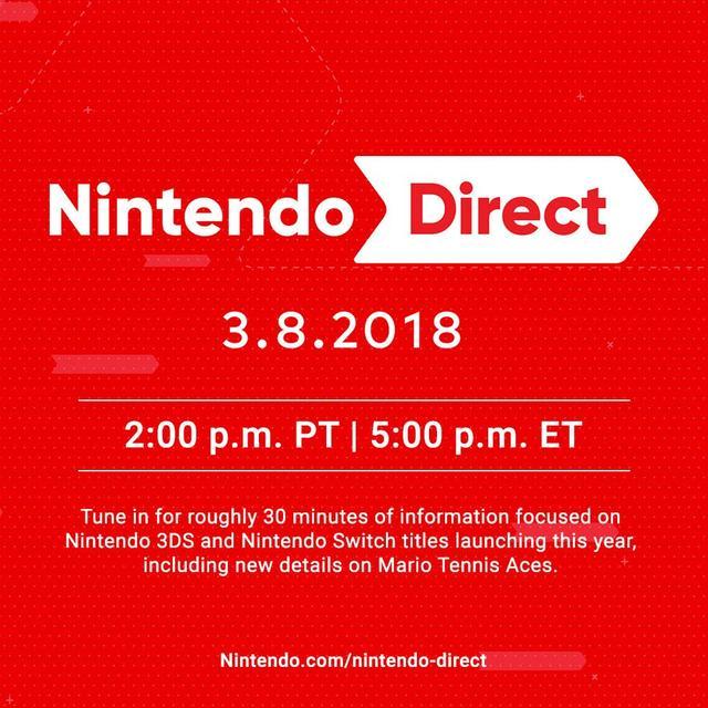 任天堂明早6点举行直面会 《暗黑3》NS版或落下实锤?