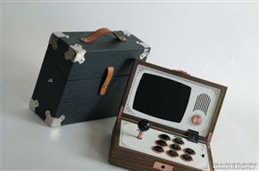 DIY机箱看腻了?看看国外达人疯狂改造游戏主机