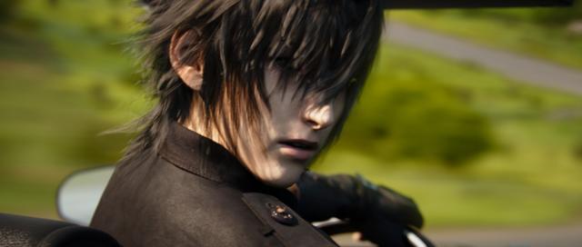 《最终幻想15》已制作完成 全新CG宣传片公布