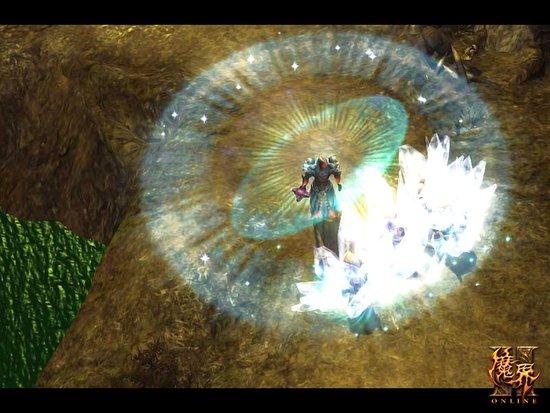 超强视觉 魔界2如剑雨般的绚丽技能