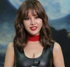 韩国吸血鬼题材网游十年庆 女主播助阵