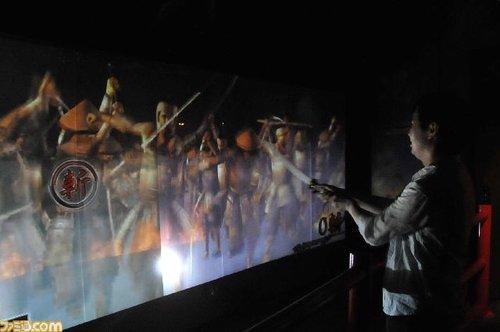 日本游乐园游戏大型充电主题娱乐设施引进led维修灯图片
