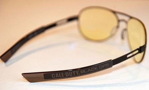动视:《使命召唤7:黑色行动》专用游戏眼镜
