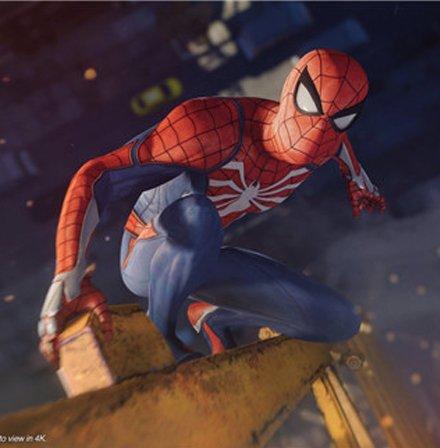 蜘蛛侠游戏通关后自由改变时间天气