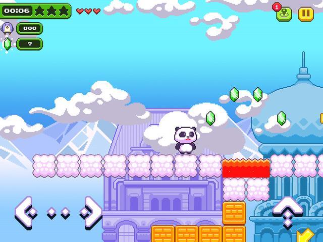 熊猫侠一起冒险!像素游戏《超能熊猫侠》值得一试