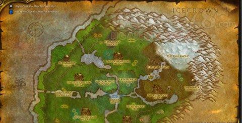 巫妖王之怒:安格洛环形山造物主平台任务链