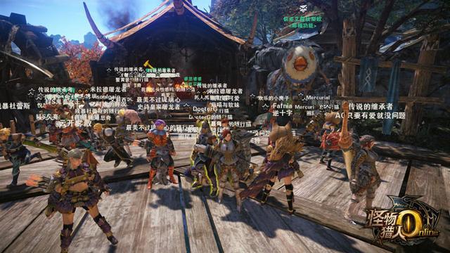 怪猎OL vs 怪猎X 谁才是适宜中国玩家的《怪物猎人》