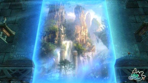 《九界》二测真实场景视频展示
