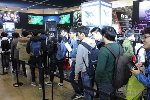 Gstar 2016:极品飞车:边缘和索尼VR成首日最热展台