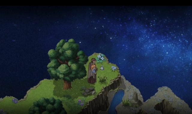 爱与记忆的旅程!《去月球》中文版上架双平台