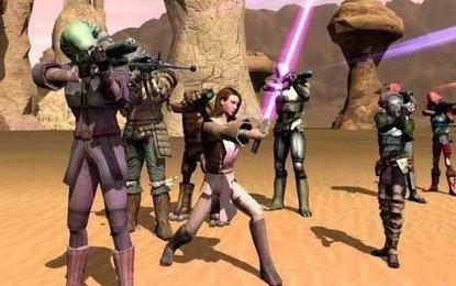 EA认为星球大战将会成为MMO市场的异类,并最终能和WOW抗衡