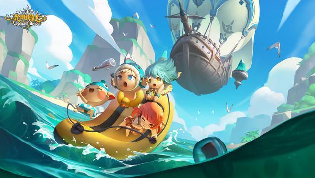 探索卢米娅起源 《光明勇士》游戏世界观曝光