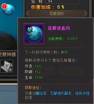 37《少年群侠传》花辇系统
