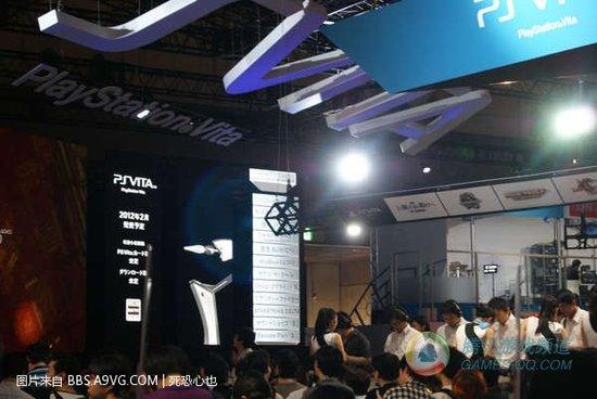 东京电玩展2011第一日前方现场直击