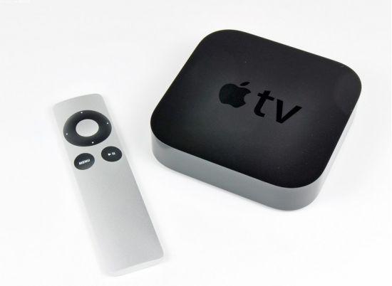 新AppleTV开测 或支持App应用抢滩客厅娱乐