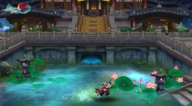 《剑网3:指尖江湖》CJ试玩好评如潮 全新视频放送