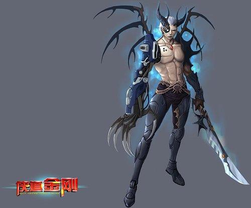 《侠道金刚》变异怪物PK《生化危机》