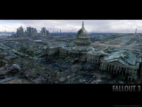 《侠道金刚》末日世界堪比《辐射3》