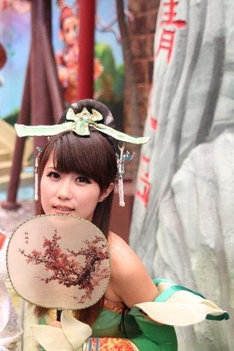 《大话西游3》CHINAJOY正精彩亮相