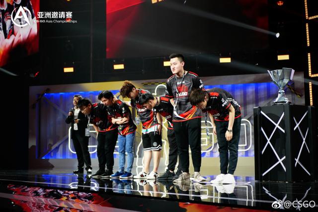 CS:GO亚洲邀请赛落幕,中国战队迸发强劲实力
