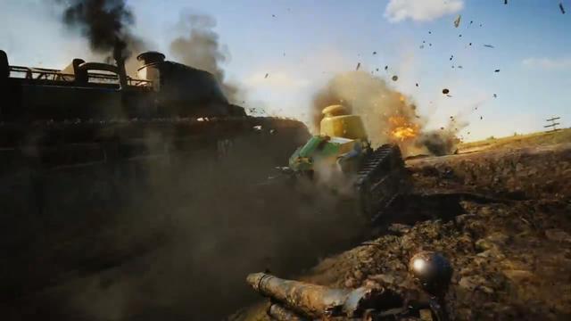 《战地1》火爆预告片 法军DLC发售日公布
