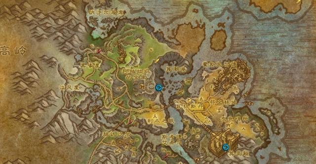 魔兽世界7.0军团再临预览: 破碎群岛升级指南