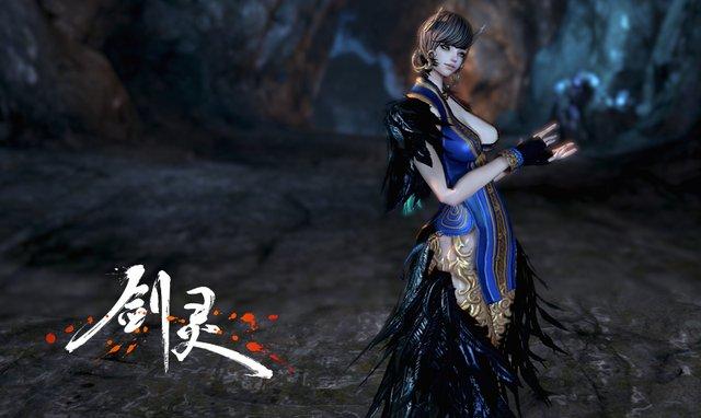 剑灵 人口普查_张欣源剑灵照片图片