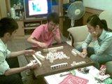 中国节日传统娱乐项目――搓麻
