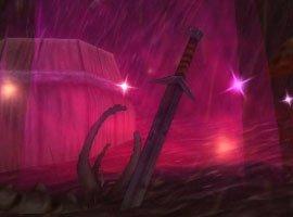 玛杜克黑剑