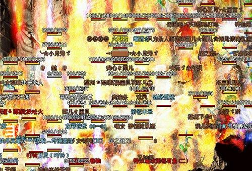 盛大《热血传奇》145新区诸神之战
