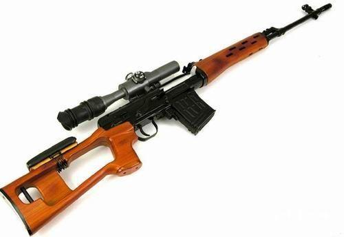 巴雷特、AWM无压力上榜 CF狙击系列武器盘点