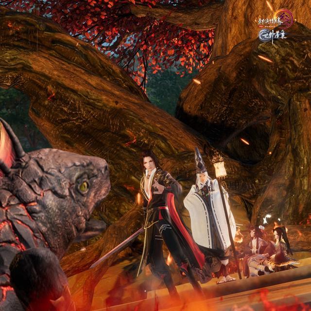 《剑网3》世外蓬莱好评NPC盘点 他因捡粪球高居榜首