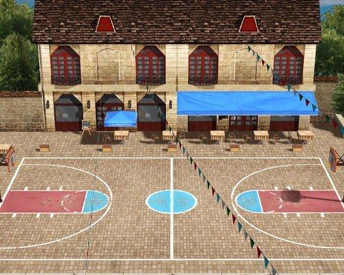 JCE称《街头篮球2》首次全球测试可能首选中国
