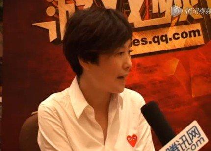巨人总裁刘伟专访:更加看重游戏创新