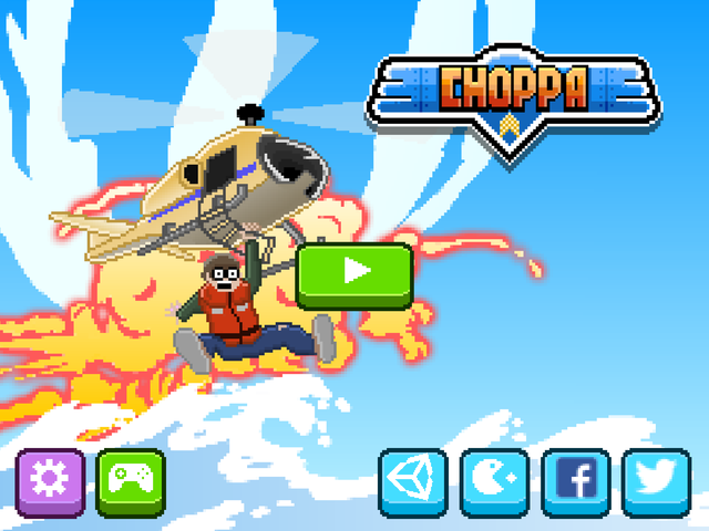 虐心游戏《Choppa》评测:虐的就是手残