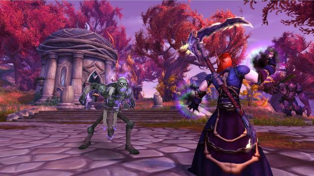 《魔兽世界》感恩节来临 本周三大活动助阵冒险之旅