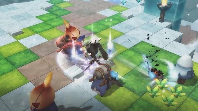 冒险岛2公布新职业魔剑士 可使用魔法配合攻击